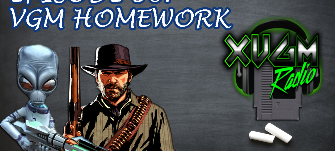 Episode 56 – VGM Homework